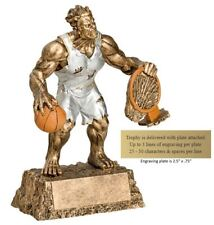 Monster Basketball Trophy / March Madness Award (Mr-721) by Decade Awards