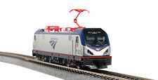 ESCALA N - KATO Locomotora eléctrica acs-64 Amtrak 137-3001 NEU