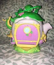 Disney Tinkerbell Pop Up Tree House Tea Pot Playset 2008, FAST SHIPPING
