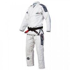 Kimono, ensemble blanc unisexe pour arts martiaux et sports de combat