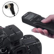 Wireless Timer Remote Control For Nikon D800 D700 D300S D300 D200 D2H D1 D3X D3