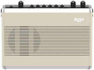 Bush Classic Retro DAB/FM Radio With Bluetooth BD-1801 Cream R