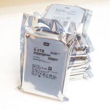 """NEW 8TB Western Digital 8 TB Helium Filled 3.5"""" 128MB SATA III 6gbps WD80EZZX"""