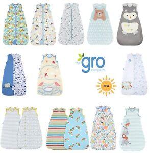 Grobag Baby Sleeping Bag 0 6 18 36 months  2.5 / 3.5  tog all designs