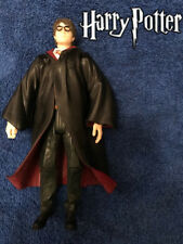"Harry Potter in Gryffindor House Robes 8"" Action Figure, Wizarding World Hogwart"
