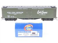 HO Scale Athearn 92591 GPEX Ever Sweet 50' Express Reefer #977