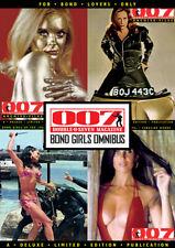 007 MAGAZINE: BOND GIRLS OMNIBUS - 150 page collection