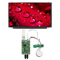"HD MI Type C HDR LCD Controller 15.6"" 1920x1080 IPS Touch Sensor LCD Screen"