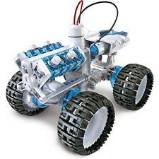 Children Science Educational DIY Salt Water Powered Engine 4x4 Car Kit