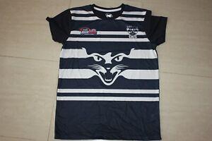 geelong cats AFL training t-shirt  tee shirt men's sizes