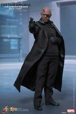 Captain America: The Winter Soldier - 1/6th scale Nick Fury  From Hot Toys