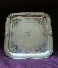 Sterling Silver Tiffany & Co. Square Platter