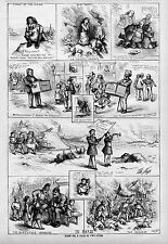 TALE OF TWO CITES MUSIC BOX BARBAROUS GERMANS CIVILIZED FRENCH BOSS TWEED NAST