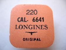 LONGINES 6641,6651 FOURTH WHEEL PART 220