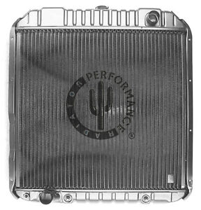 1966-79 Ford F-100  F-150 F-250 F-350 Pickup New Radiator