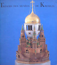 TRESORS DES MUSEES DU KREMLIN CATALOGUE EXPO 1979 GRAND  PALAIS RUSSIE ART