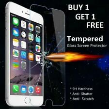 100 Genuine Tempered Glass Screen Protector Protection for Apple iPhone 6s & 6