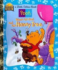 Winnie the Pooh and the Honey Tree (A Little Golden Book) by Mary Packard