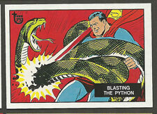 Superman Collectable Trading Cards