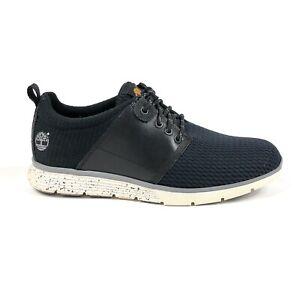 Timberland Killington Oxford Blackout Mens 8 Black Low Shoes Sneakers TB0A15AL