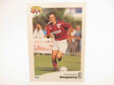 #151 Marsella Panini Liga de Campeones 1999-2000 Christophe Dugarry