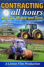 Contracting All Hours (Farming Documentary DVD)