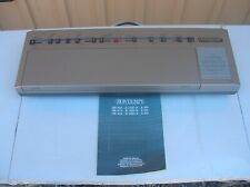 Bontempi Master X 301 Vintage 1980's Italian Keyboard Great Shape Fully Working