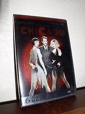 Chicago starring Catherine Zeta-Jones, Richard Gere,Renee Zellweger (DVD, 2003)