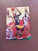 1997-98 Fleer Basketball: Kobe Bryant Rookie Card