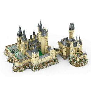 Harry Potter Hogwarts Castle 71043 Compatible Set Building Blocks MOC-30884
