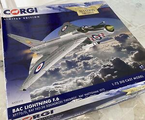 Corgi AA32315  English Electric Lightning F.6 RAF No.56 Squadron