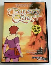 Thayers Quest DVD Game Xbox PS2 Compatible All Region Free 0 RARE Dragon's Lair