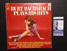 Burt Bacharach Signed Album Cover JSA Authenticated