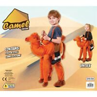 Children's Step In Camel Costume - Fancy Dress Child Nativity Outfit Animal