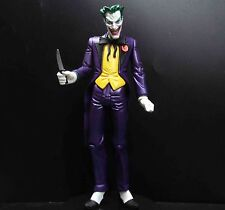 "2016 Dc Comics Batman Arkham Origins TriForce The Joker Action Figure 6"" #Aa2"