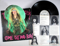 Twisted Sister - Come Out and Play (1985) Vinyl LP • Import • Pop-Up Cover