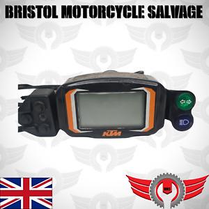 KTM LC4 640 1997-2007 Clocks Display Gauges Digital Dash Speedo SMC Supermoto