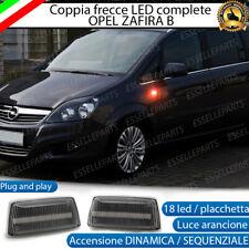 COPPIA FRECCE LATERALI 36 LED DINAMICHE SPECIFICHE OPEL ZAFIRA B CANBUS DINAMICA