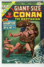Conan the Barbarian Giant-size #2 Marvel