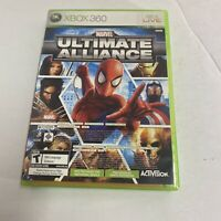 Marvel: Ultimate Alliance / Forza Motorsport 2 Combo - Xbox 360 Game - Complete