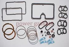 Lister - Petter SR2 Engine Decoke/Head Gasket Set