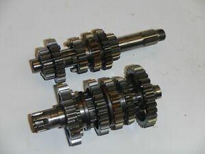 Trans transmission gear box set tranny 1999 Kawasaki KX 125 KX125 #1