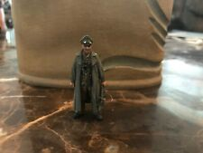 German Officer WW2 Lead Soldier with Weapon, 1:31 VIntage model