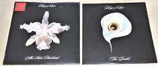 """Kings Of Leon 2004 Clear Double 10"""" Aha Shake Heartbreak & 10"""" The Bucket"""