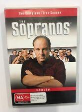 The Sopranos The Complete First Season 1 (Australia Region 4) DVD –