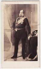Royal CDV-WILHELM I, King of Prussia and German Emperor
