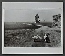 Henri Cartier-Bresson Ltd. Ed. Photo Print 35x30cm France Region of Beauce 1960