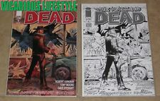 The Walking Dead 1 Tenth 10th Anniversary Edition & NYCC 2013 Exclusive Image NM
