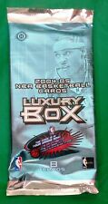 2004-05 Topps Luxury Box NBA Basketball Trading Cards Sealed Hobby Pack