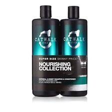 Tigi Catwalk Oatmeal Honey Avena Miele Shampoo Balsamo Capelli Conditioner 750ml